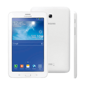 Tablet Samsung Galaxy Tab 3 Lite T111M - Branco - 8GB - Wi-Fi - 3G - 2MP - Tela 7 - Android 4.2""