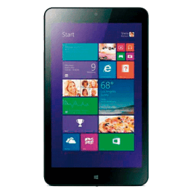 Tablet Lenovo Think Pad 8 - Preto - SSD 64GB - 2GB - 8MP - Windows 8 - Tela 8.3""