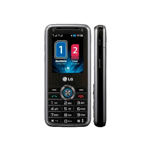 Celular LG GX200 - Dual Chip - MP3 Player - Rádio FM - 1.3MP