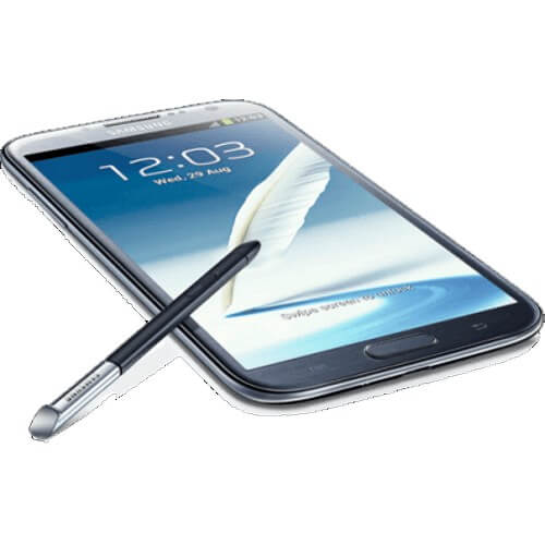 """Smartphone Samsung Galaxy Note 2 Cinza GT-N7100 - 16GB - 3G - Super AMOLED - 5.5"""" - 8MP - Quad Core - Android 4.1"""