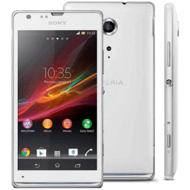 "Smartphone Sony Xperia SP Branco - 8GB - 4G - Tela 4.6"" - 8MP - Dual Core - Android 4.1 - Desbloqueado"