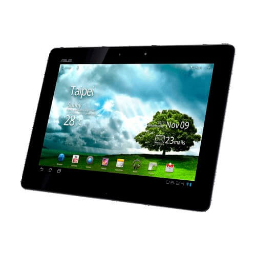 "Tablet Asus TF300TG-1A151A - 3GB - 16GB - Wi-Fi - GPS - Bluetooth - 8MP - Tela 10.1"" - Android 4.0"
