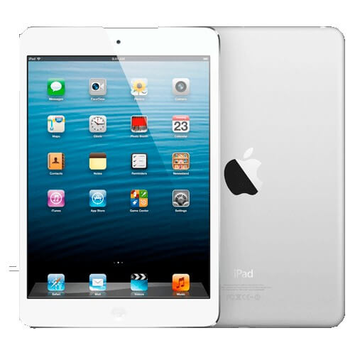 "iPad Mini 16GB Branco Apple - 3G - Wi-Fi - iOS 6 - Câmera iSight de 5MP - Tela de 7.9"" - Bluetooth 4.0"