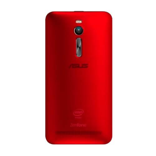 Smartphone Asus Zenfone 2 ZE551ML-6C705WW Vermelho - Intel Atom Quad Core - 16GB - 4G LTE - RAM 4GB - Tela 5.5'' - Android 5.0