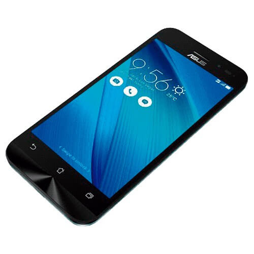 "Smartphone Asus Zen Fone Go - Dual Chip - 16GB - 8MP - Tela 5"" 8MP - 3G - Branco - Android 5.0"