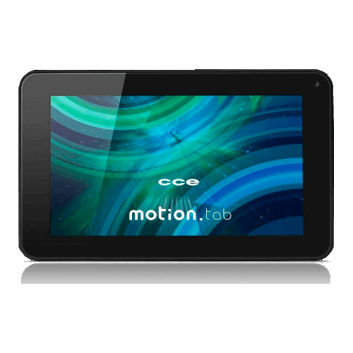 "Tablet CCE Motion Tab TR71 - Tela de 7"" - Cortex A8 - 4GB - Câmera de 2MP - Micro USB - Wi-Fi - Android 4.0."