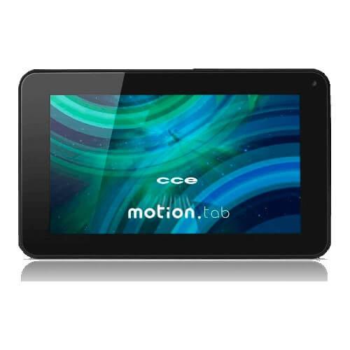 "Tablet CCE Motion Tab TR71 - Tela de 7"" - Cortex A8 - 4GB - Câmera de 2MP - Micro USB - Wi-Fi - Android 4.0."