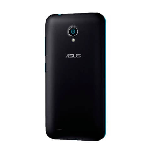 "Smartphone Zenfone Live TV Asus G500TG-1A002BR - Quad Core - 16GB - 5"" - Dual Chip - 3G - 8MP - TV Digital - Android 5"