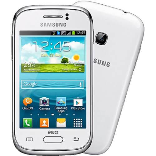 """Smartphone Samsung Galaxy Ace GT-S5830 - Branco - 3G - 5MP - Android 2.2 - Tela 3.5"""" - Desbloqueado"""