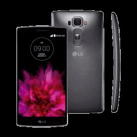 Smartphone LG G Flex 2 H955 - 16GB - 4G LTE - Octa Core - Android 5.0 - Titânio