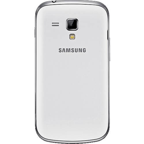 "Smartphone Samsung Galaxy Duos Branco - 3G - Wi-Fi - 8GB - Tela 5.8"" - Android"