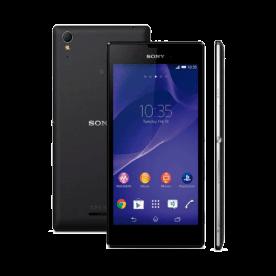"Smartphone Sony Xperia T3 D5106 Preto - 8GB - Câmera 8MP - Android 4.4 - Tela 5.3"""