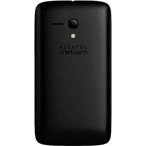 "Smartphone Alcatel Pop 2 OT-4045E - Preto - 8MP - Quad Core - 4GB - 4G - Tela 4"" - Android 5.0"