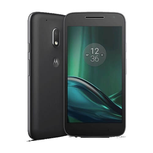 Moto G4 Play Motorola 4G Dual XT1600 - Preto - Dual-Chip - 16GB - 8MP - Android 6.0 - Tela 5