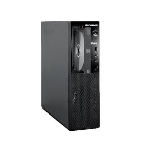 Computador Lenovo E73 SFF 10AU00CVBP - Intel Core i7-4770S - RAM 4GB - HD 500GB - Windows 7 Professional