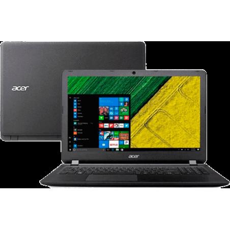 """Notebook Acer ES1-533-C27U - Intel Celeron - RAM 4GB - HD 500GB - Tela 15.6"""" - Windows 10"""