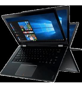 Notebook Lenovo Yoga 510-14ISK-80UK0007BR, 6° geração do processador Intel Core i7-6500U com velocidade de 2.60 GHz, memória RAM 8GB, HD 1TB, tela de 14 polegadas e Windows 10 Home.
