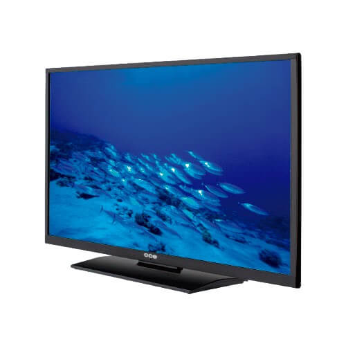 "TV LED 40"" Full HD CCE LV40G - Entradas USB e HDMI - Conversor Digital - 1920x1080 - Preta"