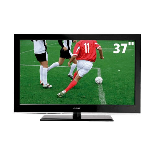 TV CCE Stile D37 - Preto - HDMI - Conversor Digital - Tela 37""