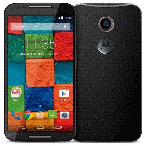 "Smartphone Motorola Moto X XT1097 2ª geração - 32GB - Câmera 13MP - 4G - Quad Core - AMOLED 5.2"" - Android 4.4"