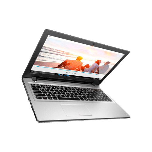 "Notebook Lenovo 300-15ISK-80RS0005BR - Intel core I7-6500U - 16GB - HD 1TB - Tela 15.6"" - Prata - Windows 10"
