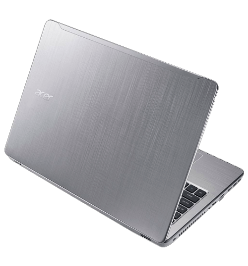 "Notebook Acer F5-573G-519X - Prata - Intel Core i5 - RAM 8GB - HD 2TB - Tela 15.6"" - Windows 10"