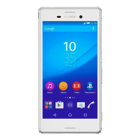 "Smartphone Sony Xperia M4 AQUA E2363 Branco - Tela HD 5"" - 16GB - 13MP - Android 5.0"