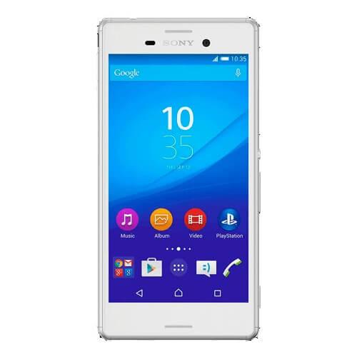 """Smartphone Sony Xperia M4 AQUA E2363 Branco - Tela HD 5"""" - 16GB - 13MP - Android 5.0"""