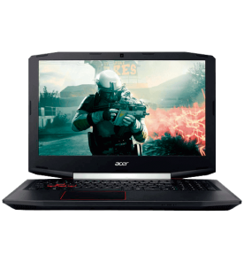 "Notebook Acer VX5-591G-78BF - Intel Core i7-7700HQ - RAM 16GB - HD 1TB - GeForce GTX 1050TI - Tela 15.6"" - Windows 10"
