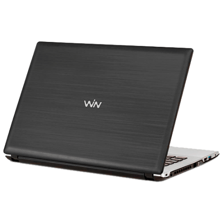 "Notebook CCE Ultra Thin HT345 - Intel Core i3-3217U - HD 500GB - RAM 4GB - LED 14"" Touchscreen - Windows 8"
