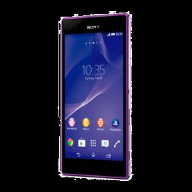 "Smartphone Sony Xperia T3 D5106 Roxo - 8GB - Câmera 8MP - Android 4.4 - Tela 5.3"""