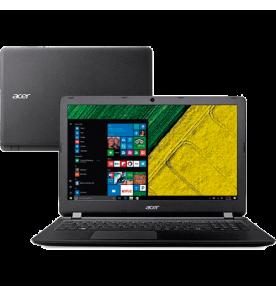 "Notebook Acer ES1-572-37PZ Grafite - Intel Core i3-7100U - 4GB RAM - 1TB HD - Tela LED 15.6"" - Windows 10 Home"