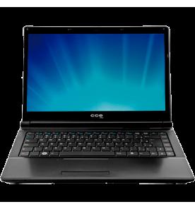 "Notebook CCE Onix-545 PE+ - 4GB RAM - 500GB HD - Intel Core i5-2410M - Windows 7 home - 14""LED"
