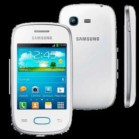 "Smartphone Samsung Galaxy Pocket Neo GT-S5310 Branco - Wi-Fi - 3G - Memória Interna 4GB - Tela 3"" TFT LCD - Android 4.1"