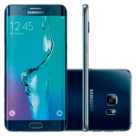 "Smartphone Samsung Galaxy S6 Edge Plus - 16MP - 4G - 32GB - Tela 5.7"" - Android 5.1"