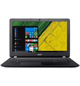 "Notebook Acer - ES1-572-36FV - Intel Core i3-7100U - RAM 4GB - HD 1TB - Tela 15.6"" - Windows 10"