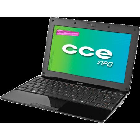 "Netbook CCE Winbook N23S - Dual Core - RAM 2GB - HD 320GB - LED 10.1"" - Windows 7 Starter"