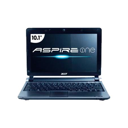 """Netbook Acer AOD250-1080 Intel Atom 10"""" - RAM 1GB - HD 160GB - Windows XP Home"""