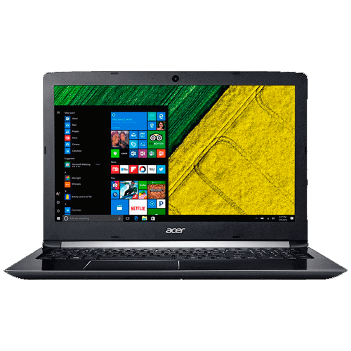 "Notebook Acer A515-51-51UX - Intel Core i5-7200U - RAM 8GB - HD 1TB - Tela 15.6"" - Windows 10"
