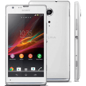 "Smartphone Sony Xperia SP Branco - 16GB - 8MP - Tela 4.6"" - Android 4.3"