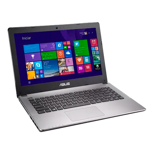 "Notebook Asus X450LA-BRA-WX084H - Intel Core i5-4200U - RAM 4GB - HD 500GB - LED 14"" - Windows 8.1"