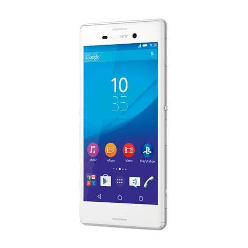 """Smartphone Sony Xperia M4 Aqua E2306 Branco 4G - 16GB - 5"""" - Android 5.0.1 Lollipop"""