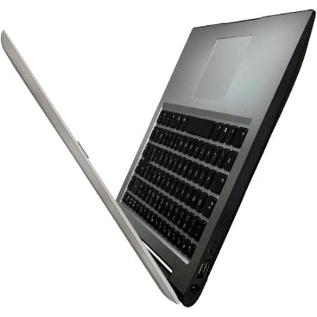 "Notebook CCE Ultra Thin S23 - Intel Celeron 847 Dual Core - HD 320GB - RAM 2GB - LED 13.3"" - Windows 8"