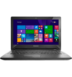 "Notebook Lenovo G40 80 80JE0002BR Prata - Intel Core i5-5200U - HD 1TB - RAM 4GB - Tela 14"" - Windows 8.1"
