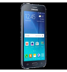 "Smartphone Samsung Galaxy J2 - Duos- Preto - 4G LTE - 8GB - Tela 4,7"" - Android 5.1"