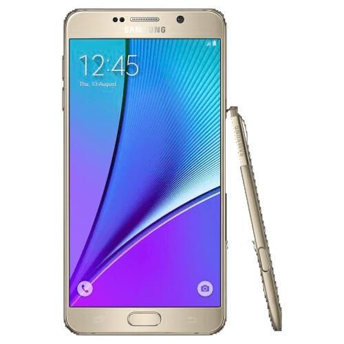 "Smartphone Samsung Note 5 4G - Dourado - SM-N920 - 32GB - Android 5.1 - Tela 5.7"""