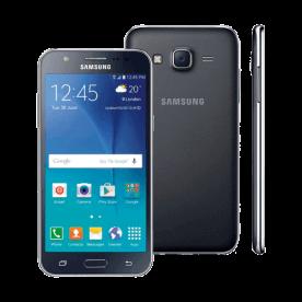 """Smartphone Samsung Galaxy J5 J500M - 8GB - Dual Chip - PRETO - Tela 5"""" - Android 5.1"""