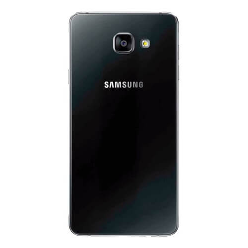 "Smartphone Samsung Galaxy A7 A710M - Preto - Dual-Chip - 16GB - 13MP - 4G - Tela 5.5"" e Android 5.1"