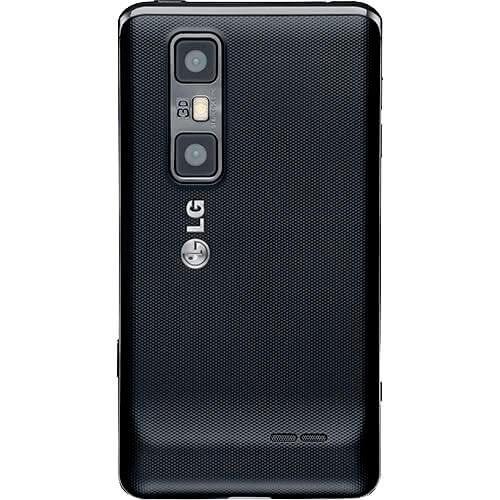Smartphone LG Optimus 3D P920 - Preto - 8GB - 5MP - 4.3¨- Android 2.2