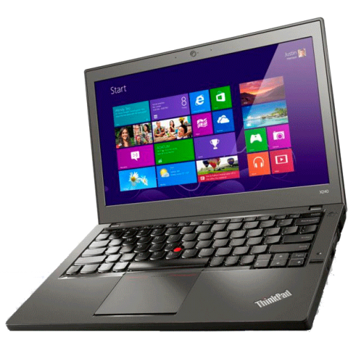 "Notebook Lenovo X240-20AM00A1BR - Intel Core i5-4300U - RAM 8GB - HD 1TB - Tela 12.5"" - Windows 8"